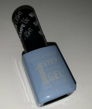 Wet n Wild 1 Step Wonder Gel Nail Color #702B Air Apparent NEW! IB: #411 - $10.66