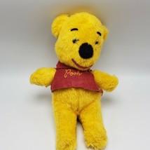 "Disney Winnie Pooh Vintage Gund Sears Plush Stuffed Animal Bear 11"" - $39.95"