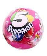 Zuru 5 Surprise Miniature Toy Mystery Ball (Girl) - $7.99