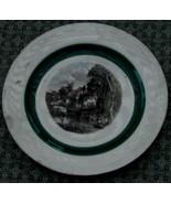 Homer Laughlin China B&B Plate, Amsterdam, Nautilus F53N8, 22k Gold Trim... - $8.90