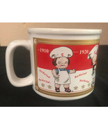 2001 Campbell's Soup Kids 1910-1940 Coffee/Soup Mug - $11.64