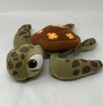 Disney Theme Parks Plush Squirt Sea Turtle Finding Nemo Stuffed Animal Toy  - $9.80