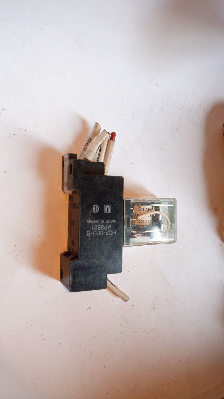 Nais Matsua relay HC2-H-DC24 with socket and 50 similar items on 24 volt dash lights, 12 volt 24 volt wiring, 24 volt transformer wiring, 24 volt control wiring, 24 volt headlights, 24 volt solenoid switch, 24 volt center tap transformers, 24 volt dc relay, 12 and 24 volt wiring, 24 volt speaker wiring, 24 volt hvac relay, 24 volt heating relays, 24 volt ac relay, 24 volt timer relay switch, 24 volt relay switch 110, 24 volt ac wiring diagram, 24 volt relay solenoid, 24 volt marine wiring diagrams, 24 volt 5 prong relay, 24 volt ignition relay,