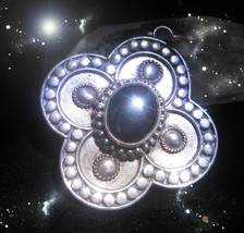 HAUNTED NECKLACE CIRCLE OF LIGHT SHIELD CALL THE POWER YOU REQUEST MAGICK POWER  - $9,077.77