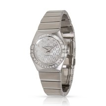 Omega Constellation 123.15.24.60.52.001 Women's Watch in Stainless Steel - $2,850.00