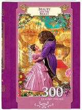 Beauty and the Beast 300 pc Book Box Masterpieces Puzzles #71649 - $24.99