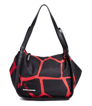MARC JACOBS Sport Nylon & Leather Tote Expandable ~NWT $295~ Red - $193.05