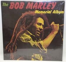 The Bob Marley Memorial Album LP Vinyl Album Record 1981 Deviation DE-107 - $11.88