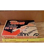 Vintage Auto Accessory OSROW Blast-Off Jet Age Windshield De-Icer untested  - $29.70