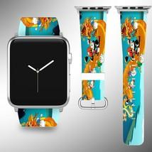 Scrooge McDuck Disney Apple Watch Band 38 40 42 44 mm Series 1 2 3 4 Wrist Strap - $24.99+