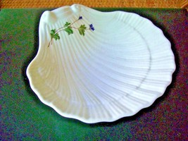 Cordon Bleu Fine China Hand Painted Multi-Colored Porcelain Candy Dish - $16.82