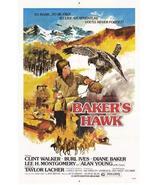 Baker's Hawk Movie Poster (27 x 40 Inches - 69cm x 102cm) (1977) -(Clint... - $43.11