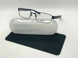 New Nike 8171 400 Satin Blue Optical Eyeglasses 55-17-140MM /CASE - $58.16