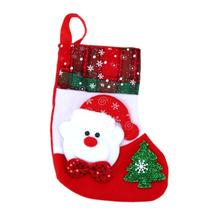 (03)Christmas Stocking Decorations for Home Christmas Tree Ornaments Dec... - $14.00