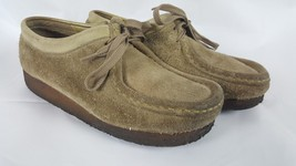 Clarks Originals Wallabee Womens Size 7m - $12.86