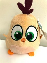 """6"""" Orange Angry Birds Hatchlings Plush Toy . Licensed. New - $16.99"""