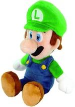 """Nintendo Official Super Mario Luigi Plush 8"""" - $15.87"""