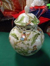 "Great Collectible BURTON & BURTON ""Ginger"" JAR - $22.36"