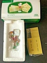 Dept 56 Heritage Village Hear Ye, Hear Ye Jester Figurine 55523 - $19.79