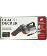 BLACK+DECKER - BDH1200PVAV - Automotive Pivot Hand Vacuum - $89.05
