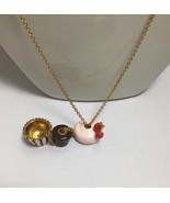 Kate Spade Magnolia Bakery Cupcake Pendant Necklace w/KS Dust Bag. - $56.99