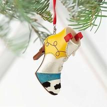 Disney Parks Store Jessie Shoe Ornament - Micke... - $31.78