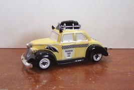 Dept 56 Halloween Haunted Taxi #53213 NIB (Y155) - £14.41 GBP
