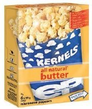 All Natural - 6pk Butter Microwave Popcorn -8Lbs - $141.82