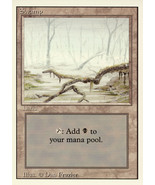 Magic: The Gathering 3rd Edition - Swamp (B) - $0.39