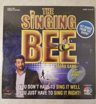 The Singing Bee Board Game Joey Fatone Brand New Sealed Free US Shipping - $14.85