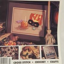 Make Every Day Special Magazine Patterns October 1994 Cross Stitch Crochet Craft - $9.99