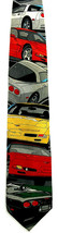 Corvette C5 Men's Neck Tie Ralph Marlin Licensed Chevrolet Car Silk Neck... - $34.60