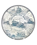 Enco National Strasburg Railroad souvenir plate... - $18.00