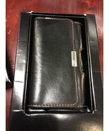 Laterale For Apple iPhone 4 Handcrafted Genuine Leather Carry Case Cover... - $5.52