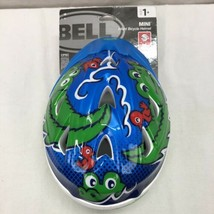 Bell Mini Infant Bicycle Helmet - BLUE/GREEN Crocogators - Light Up - $11.98
