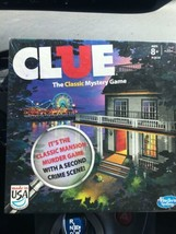 Hasbro Clue The Classic Mystery 2013 Edition Board Game Factory Sealed - $31.49