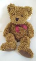 """Russ Barnaby Brown Floppy Teddy Bear Plush Stuffed Animal Doll Toy 13"""" W... - $11.38"""