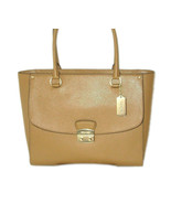 Coach Women's Coach Crossgrain Leather Avary Tote in Light Saddle, 8838-4 - $475.19