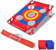 GoSports Bullseye Bounce Cornhole Toss Game - Great For All Ages - $36.77