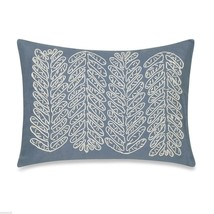 "BARBARA BARRY ""SEA LEAVES "" 1PC  DECO PILLOW NI... - $49.49"