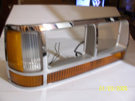 1988 1991 Crown Victoria Country Squire Right Headlight Marker Light Trim Bezel - $256.41