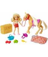 Barbie Chelsea Doll With Pony And Accessories, Toys + 3 Years (Mattel GFF50 - $227.47