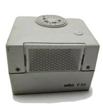 Braun Flash Attachment F22 F9 - $39.60