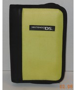 Nintendo DS Carrying Case Black Yellow - $9.50