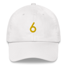 Nick Nurse Hat / 6 Hat / Nick Nurse Dad hat image 9