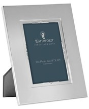 Waterford Picture Frame, Lismore Bead 8 Silver, 8×10 - $99.88