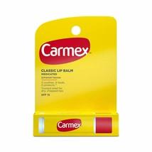 CARMEX STICK ORIG 12 CT Helps prevent sunburn Moisturizing original by Carmex - $16.82