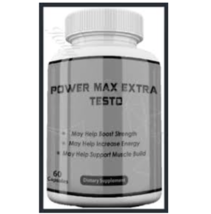 Power Max Extra Testo Support 60ct Increase Stamina Size Muscle Growth! - $14.95