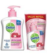 Dettol Skinkare 200ml+Free Liquid Handwash - $14.75