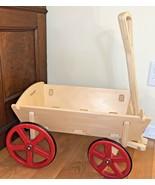 "Haba Moover Toy Wood Doll Wagon Danish Designed 24"" x 13"" x 10"" - $51.97"